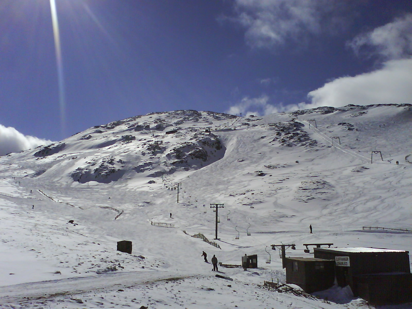 où skier au royaume-uni