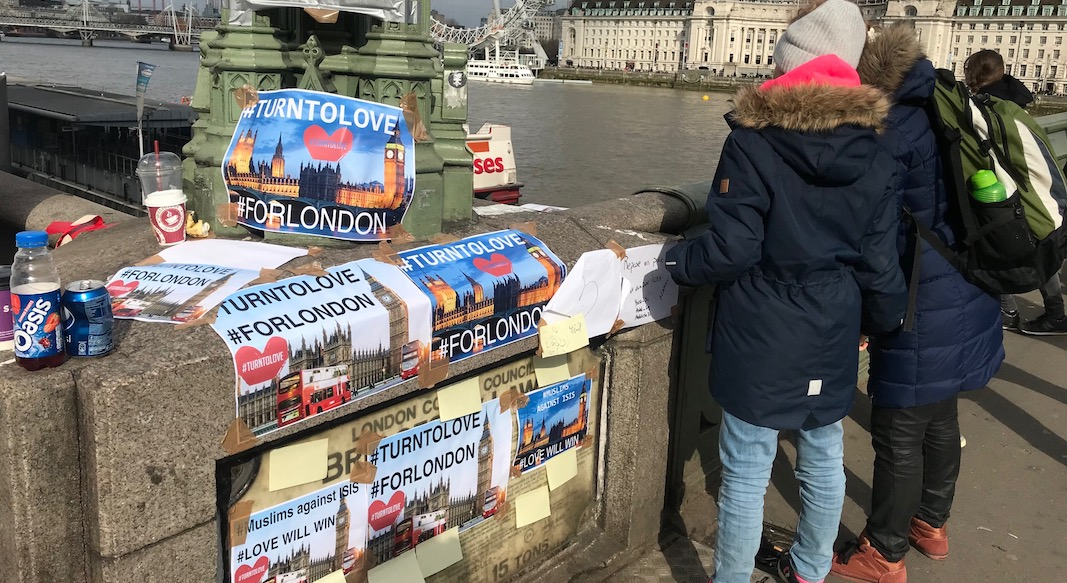 hommage Westminster