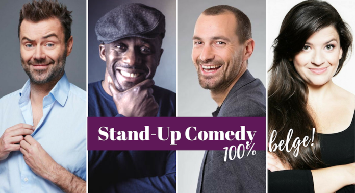 humour belge stand up