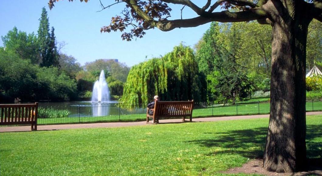 hype park parc londres