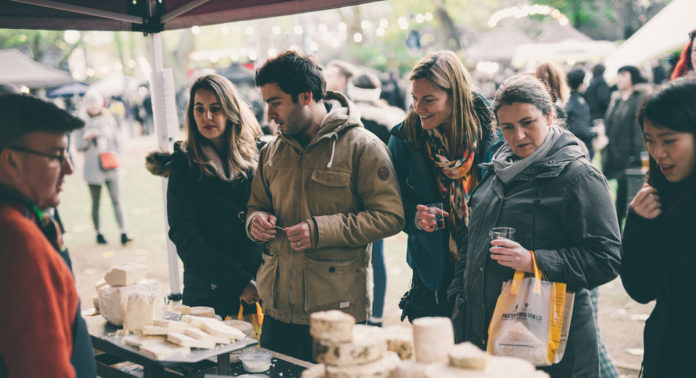 London Cheese Project ©LondonCheeseProject