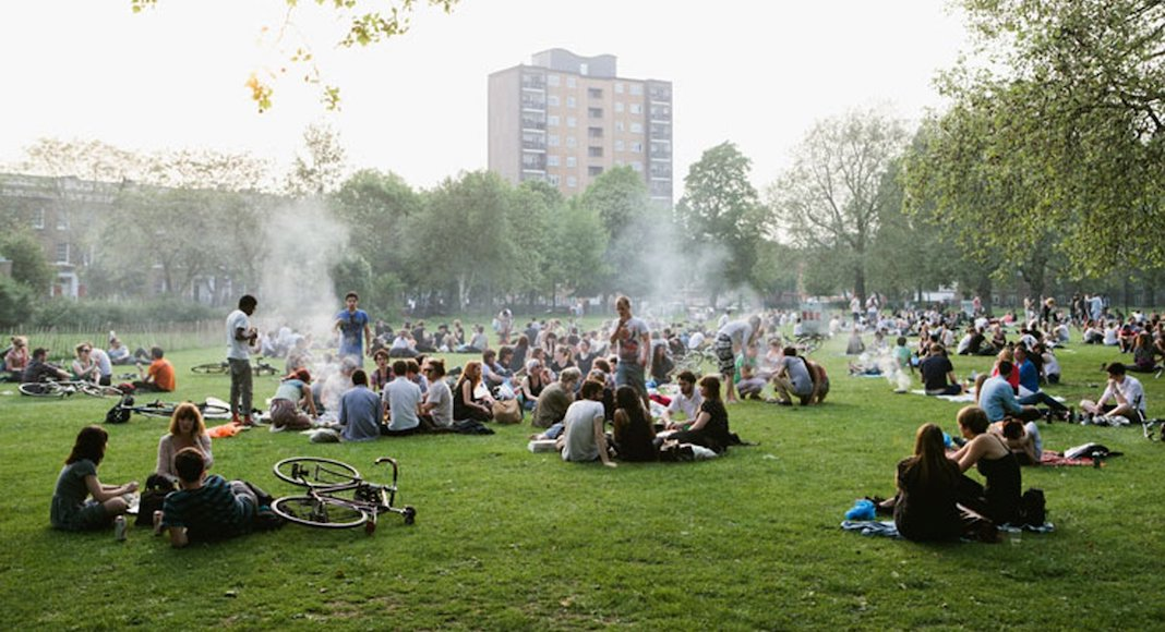 London Fields Barbecue