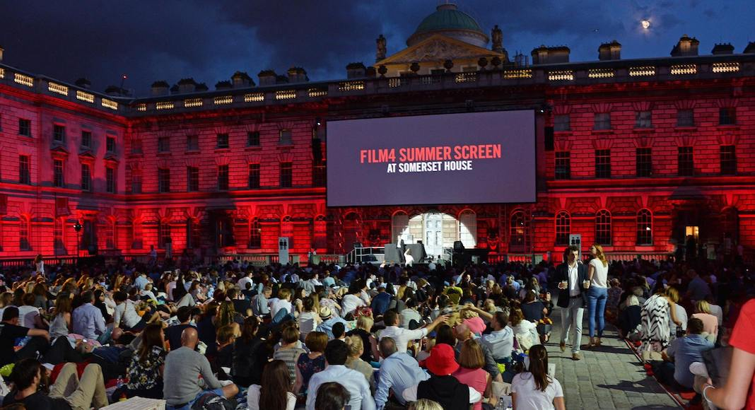 Film4 Summer Screens at Somerset House