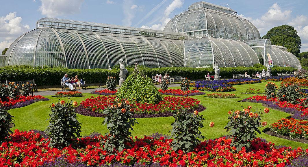 kew gardens parc londres