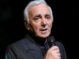 charles aznavour londres concert